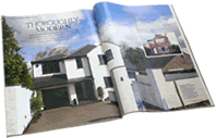 House Beautiful magazine building article