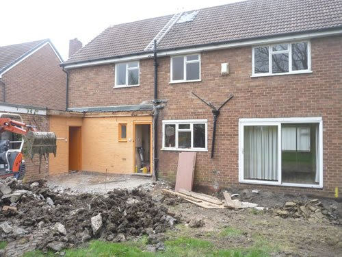 House remodelling in Leeds